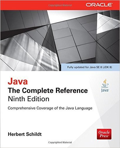 Java: The Complete Reference Book