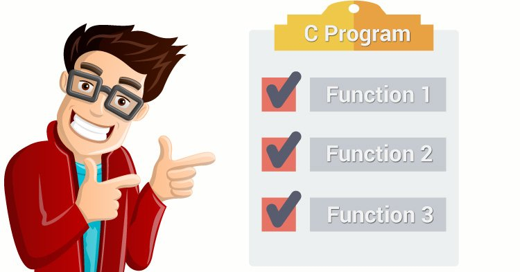 C Programming user-defined functions