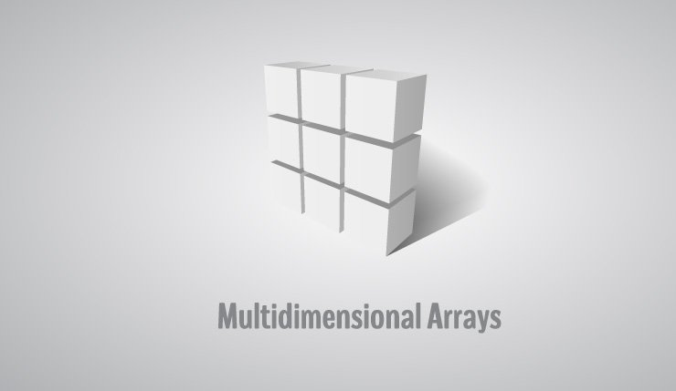 Working with C++ multidimensional arrays