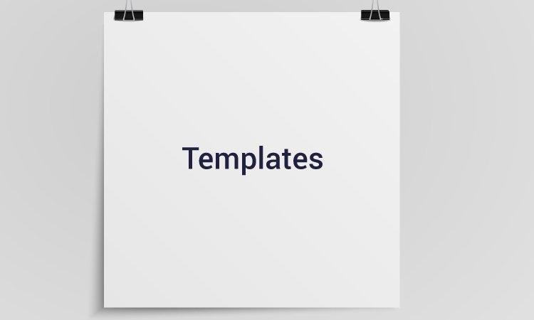 C templates maxwellsz