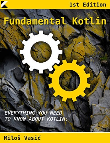 Fundamental Kotlin book