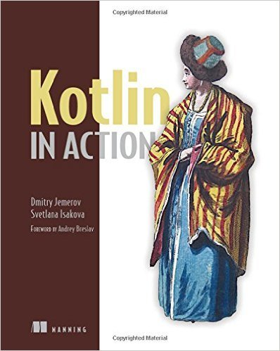 Kotlin in Action Book
