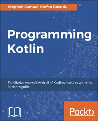 Programming Kotlin book
