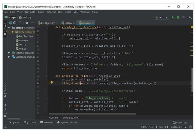 best python editor for windows 10