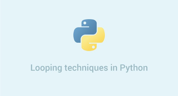Python Looping Techniques