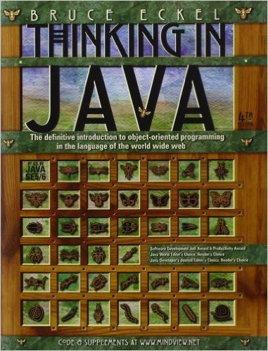 Thinking in Java Book